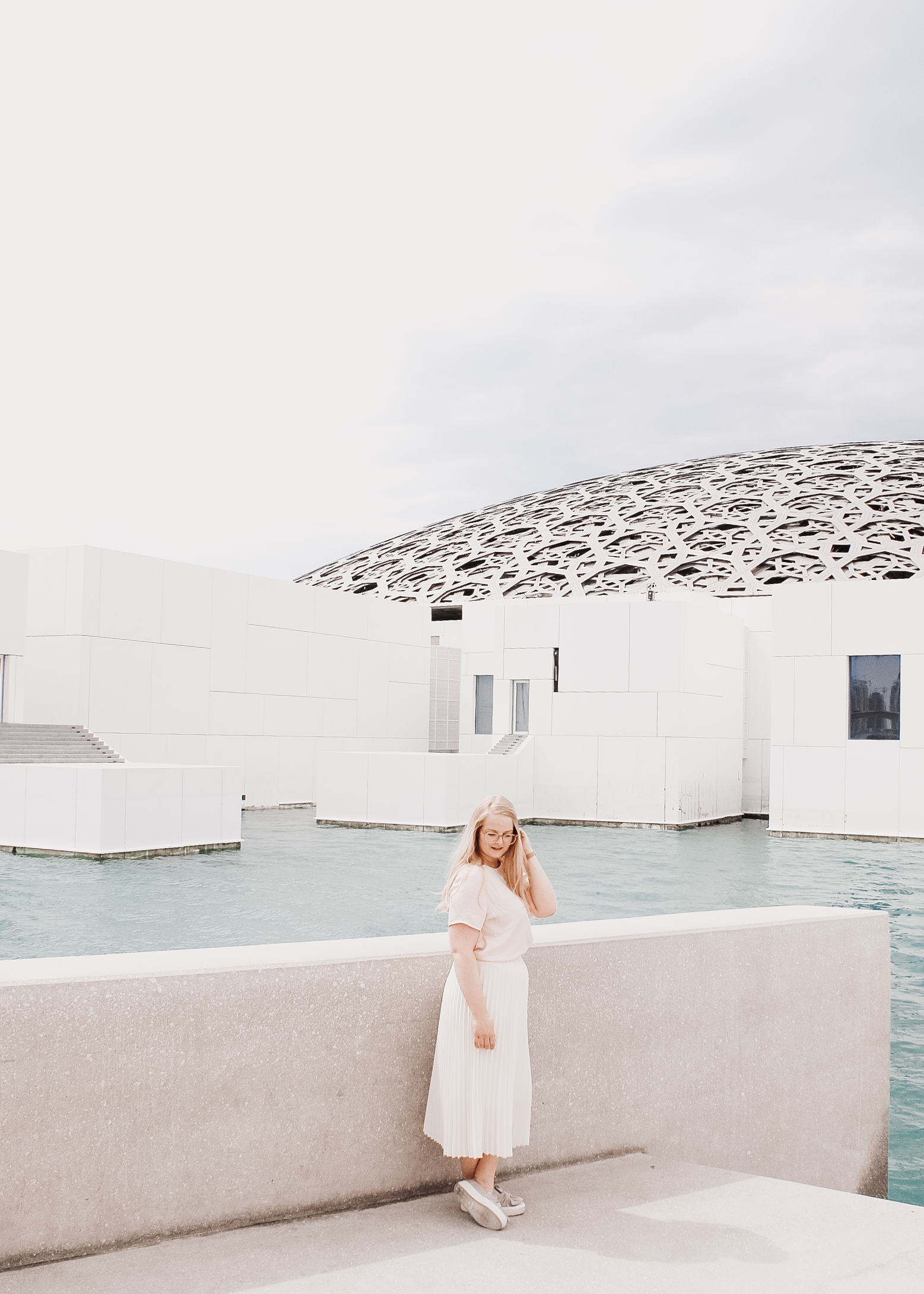 Abu Dhabi Louvre | Sandramarias.com