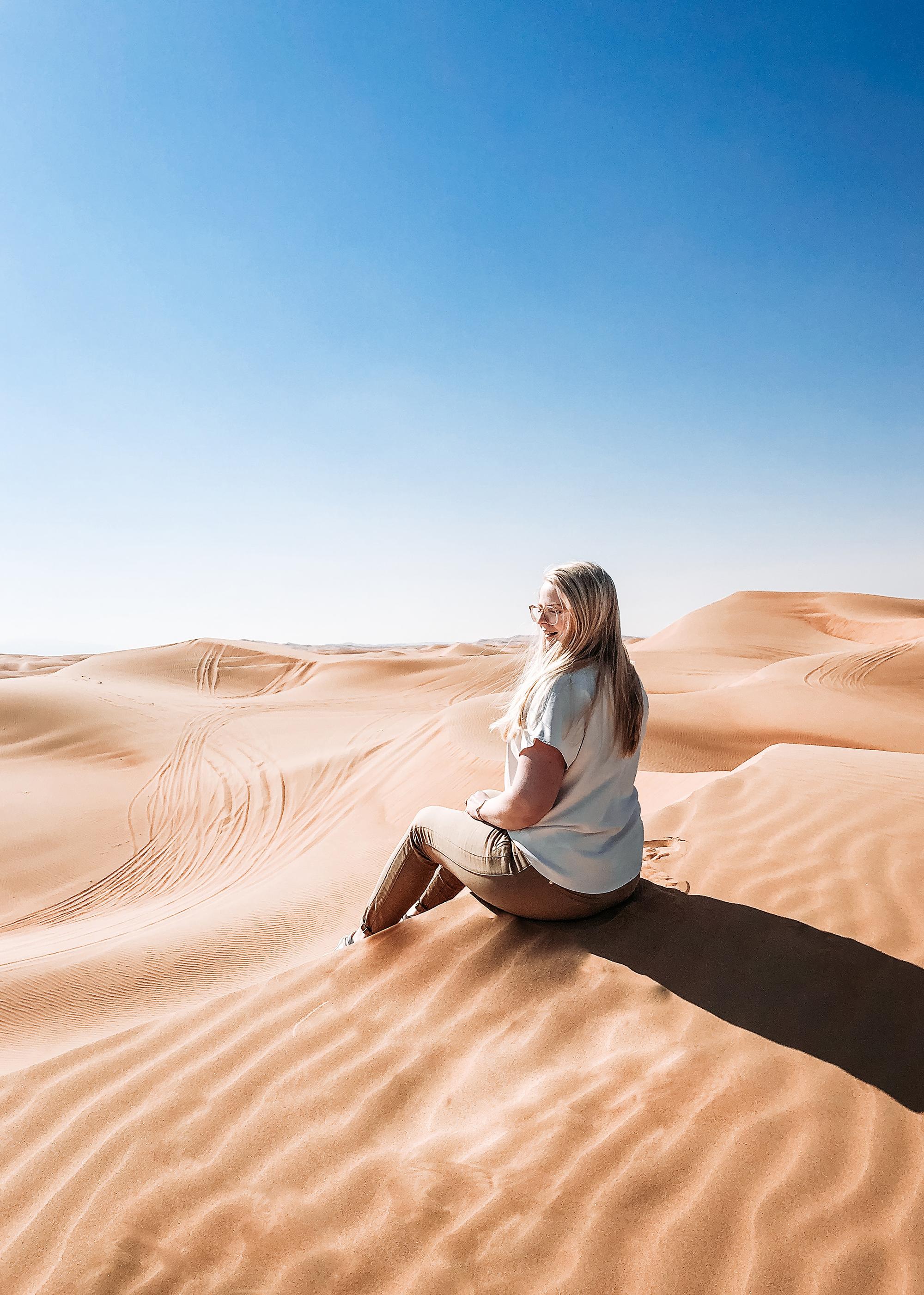 Dubai A-Ö | Dubai reseguide | Travel Guide Dubai | Dubai Desert | By Sandramaria | Sandramarias.com