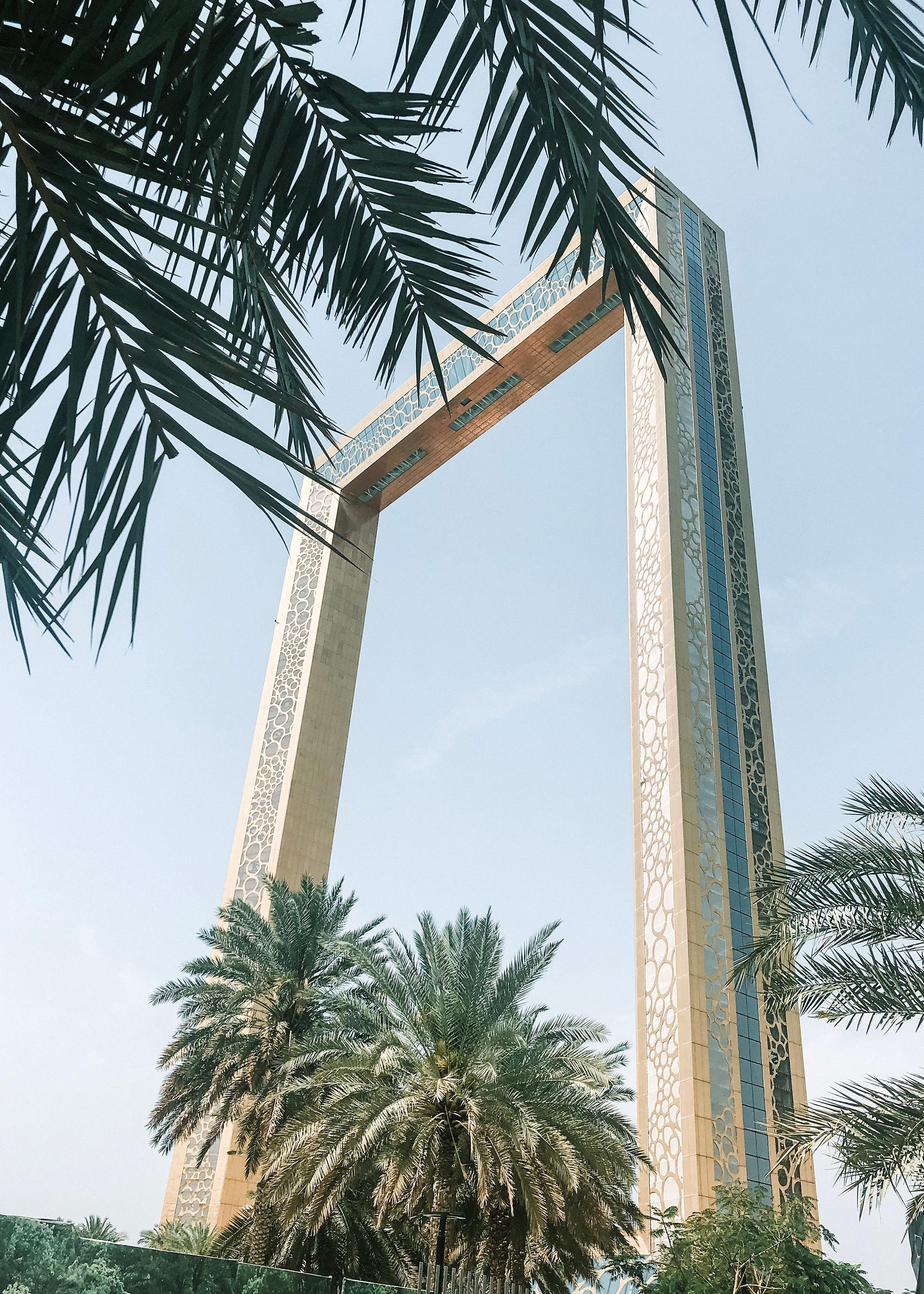 Dubai A-Ö | Dubai reseguide | Dubai Frame | Travel Guide Dubai | By Sandramaria | Sandramarias.com