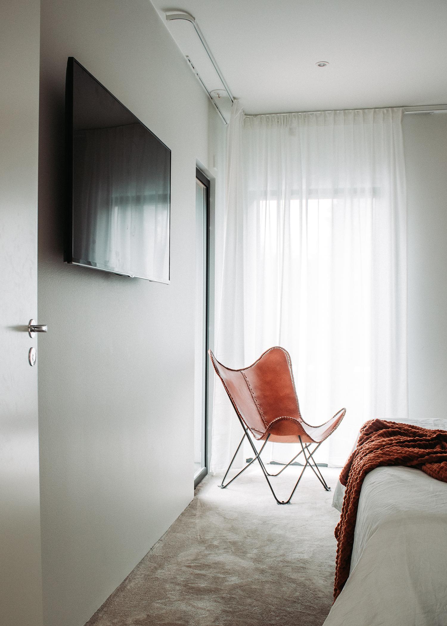Building Home: Sovrummet | Höstig sovrumsinredning | Scandi bedroom interior | By Sandramaria