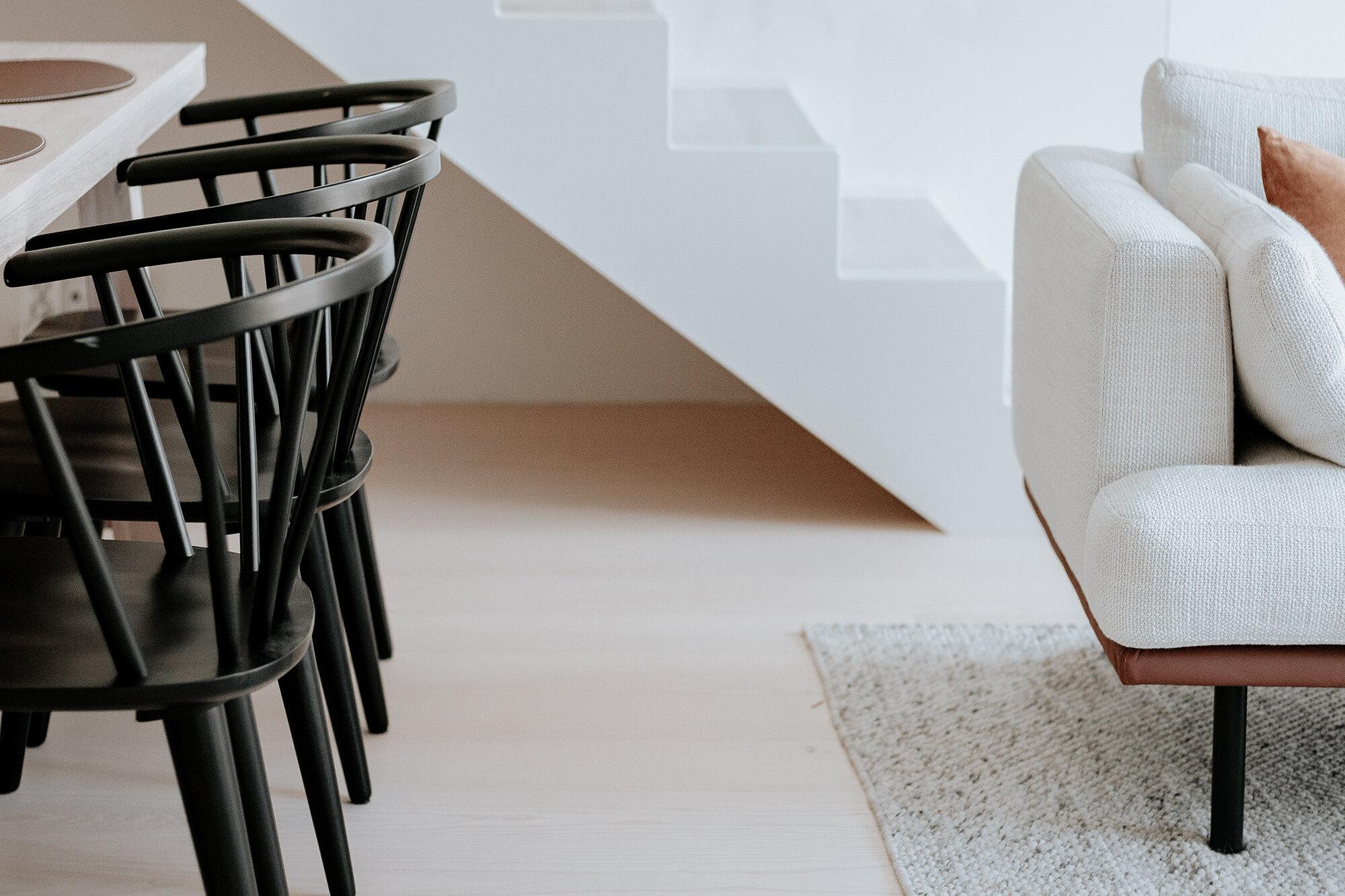Höstens snyggaste bordsdekorationer av udda vaser | DIY bordsdekoration | Scandi interior By Sandramaria