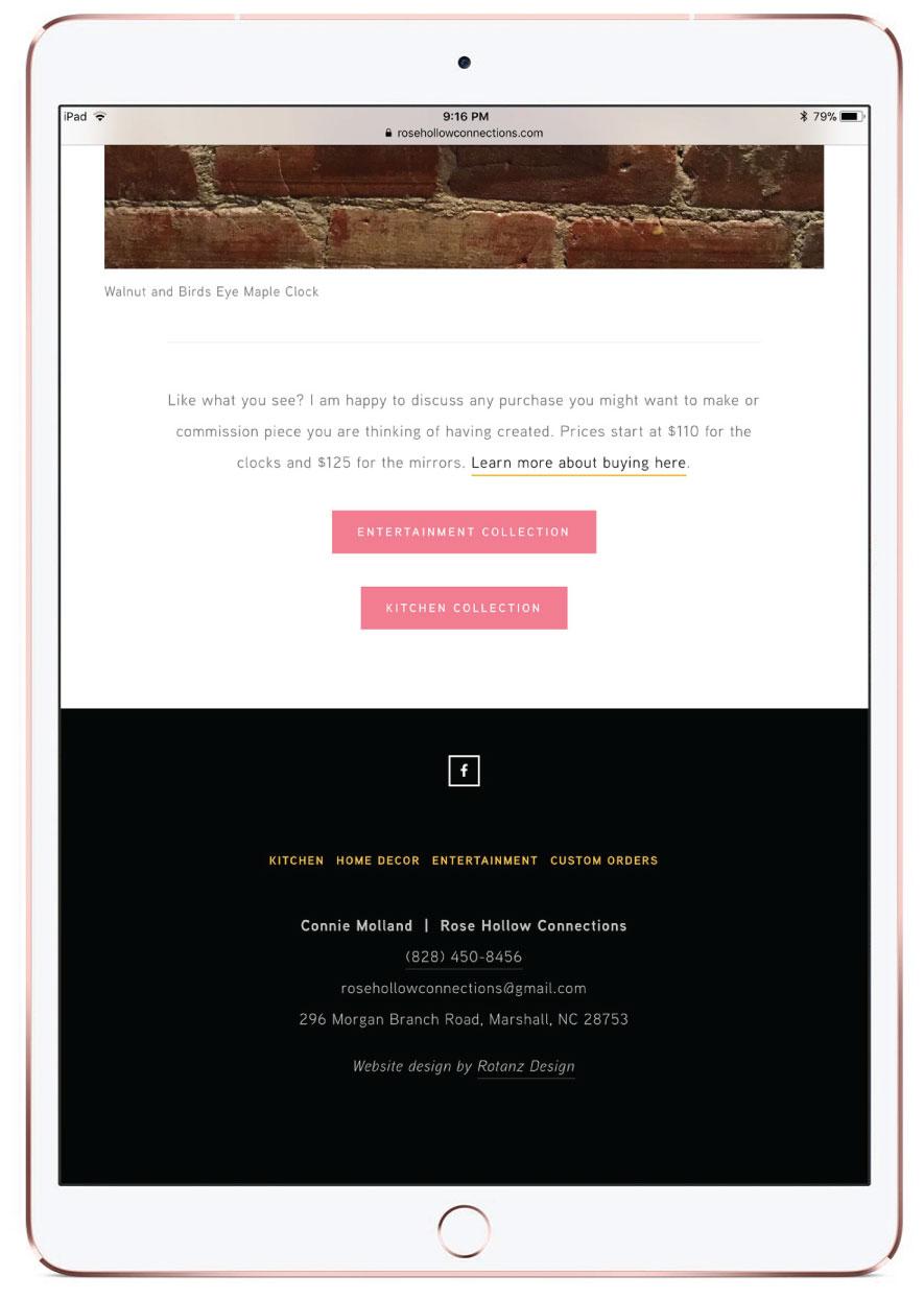 Woodworker Website
