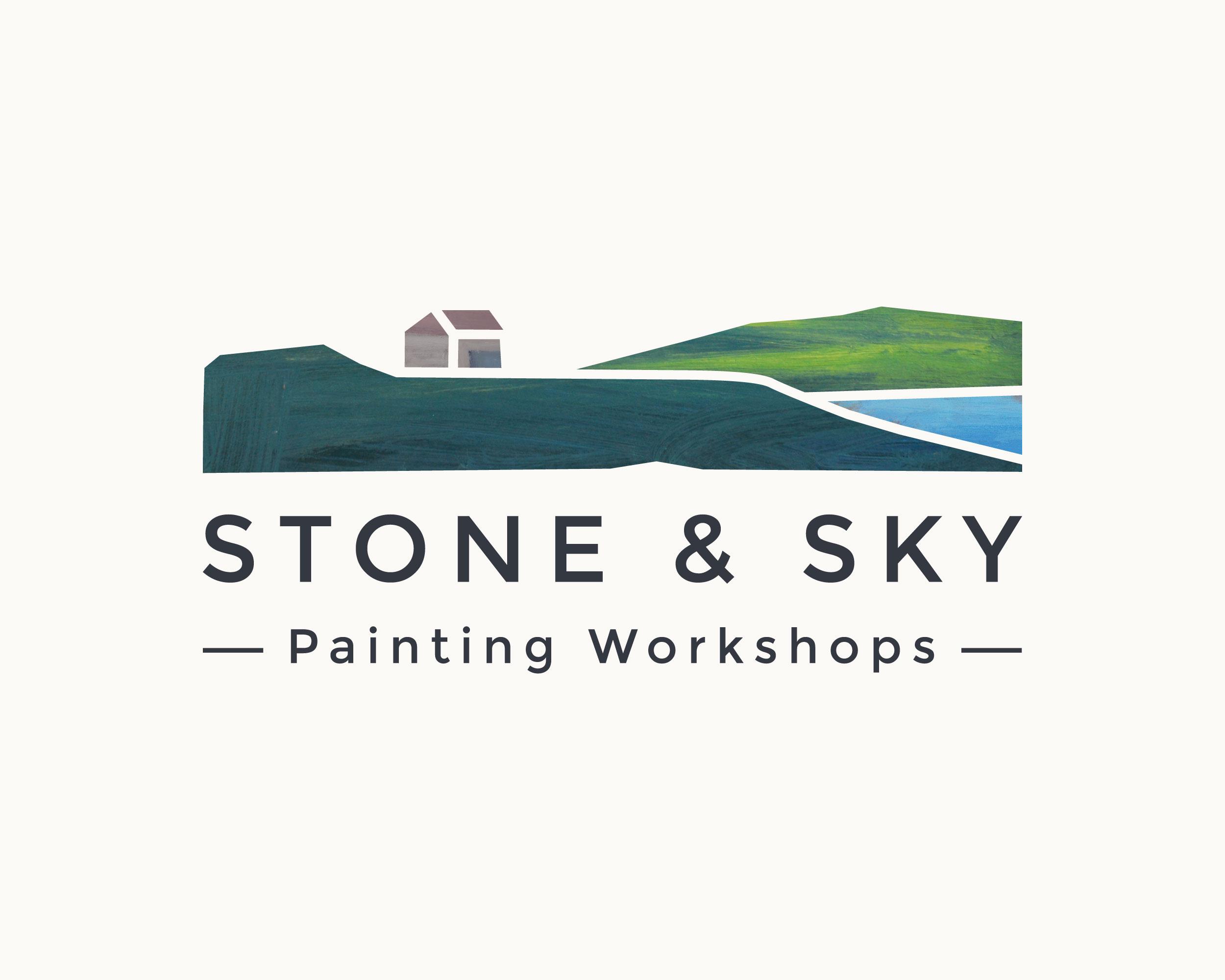 Painter Artist Logo