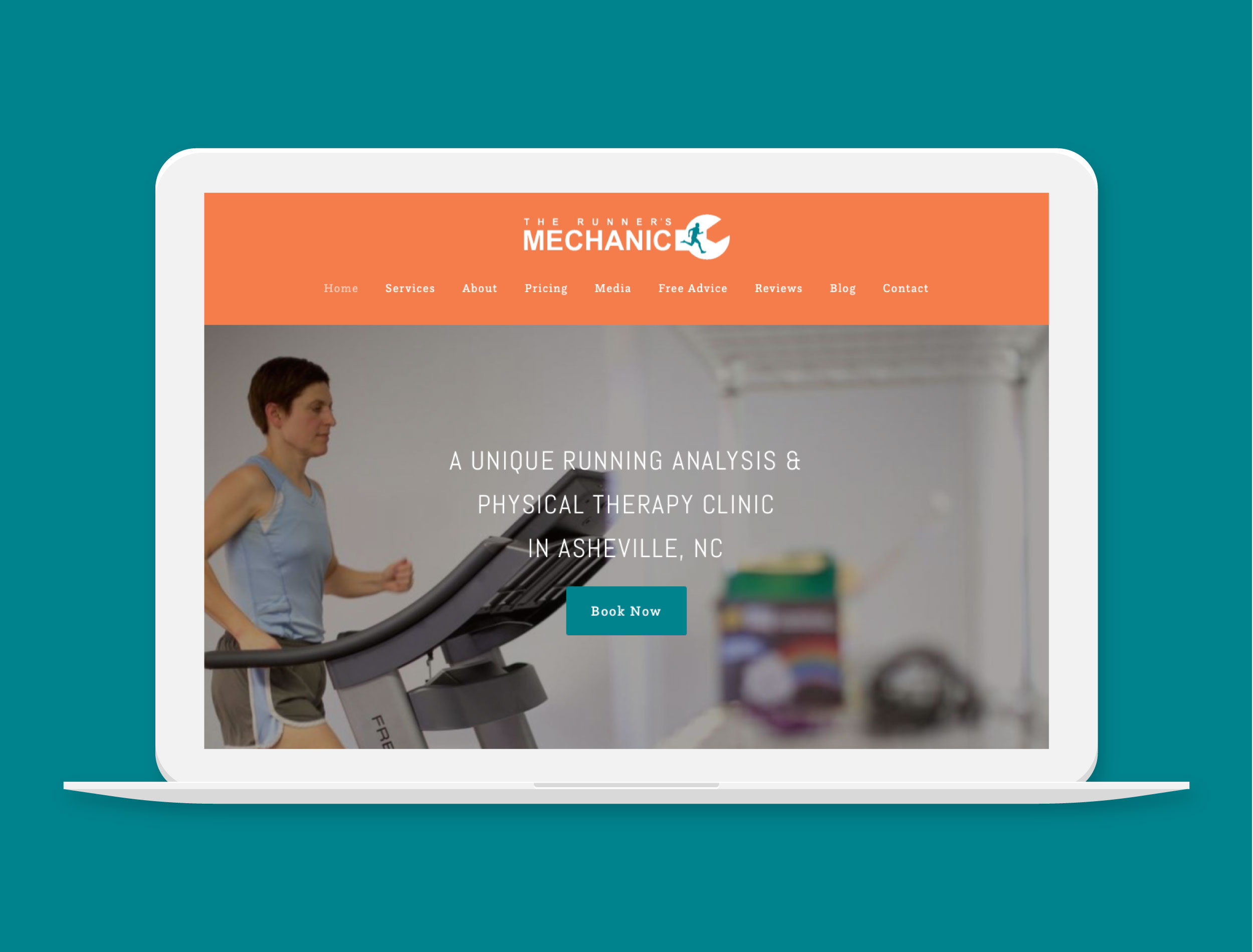 The Runner's Mechanic    Running Analysis and Physical Therapy   Project Details   Visit Website