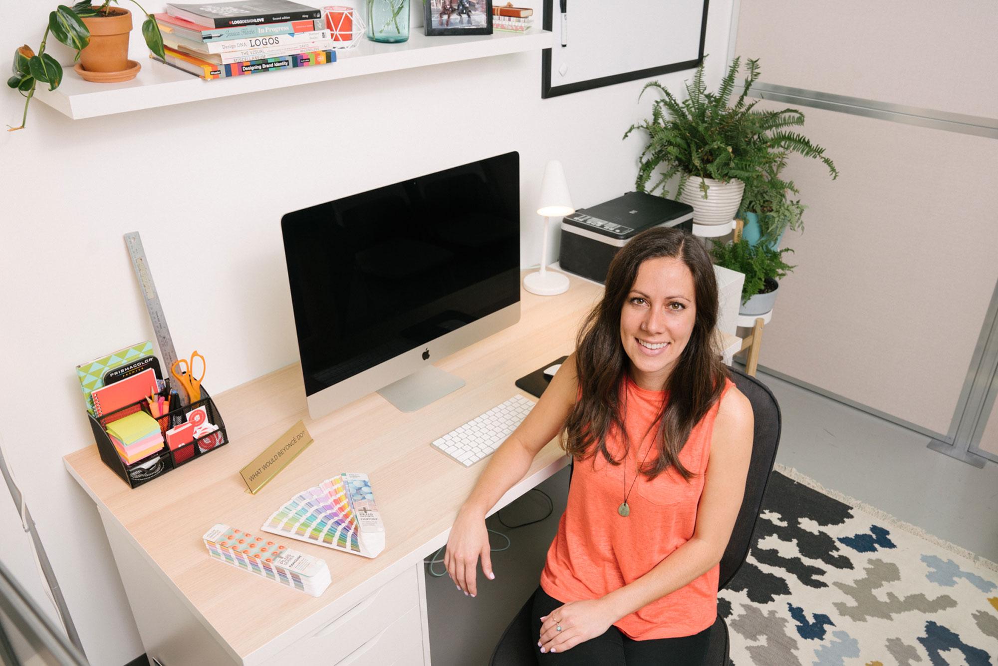 Katie Rotanz Graphic Designer