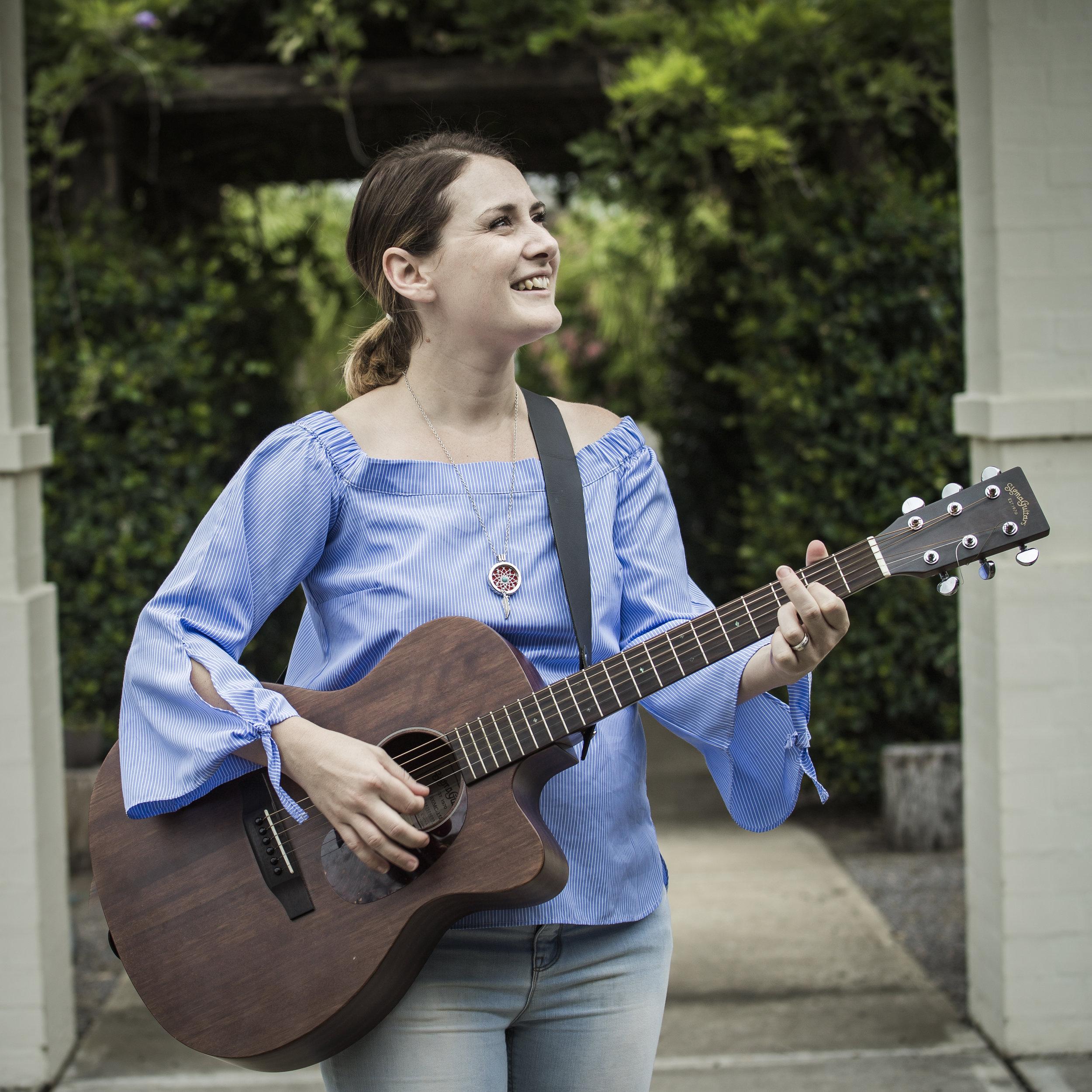 Jess Stalder - Worship Pastor