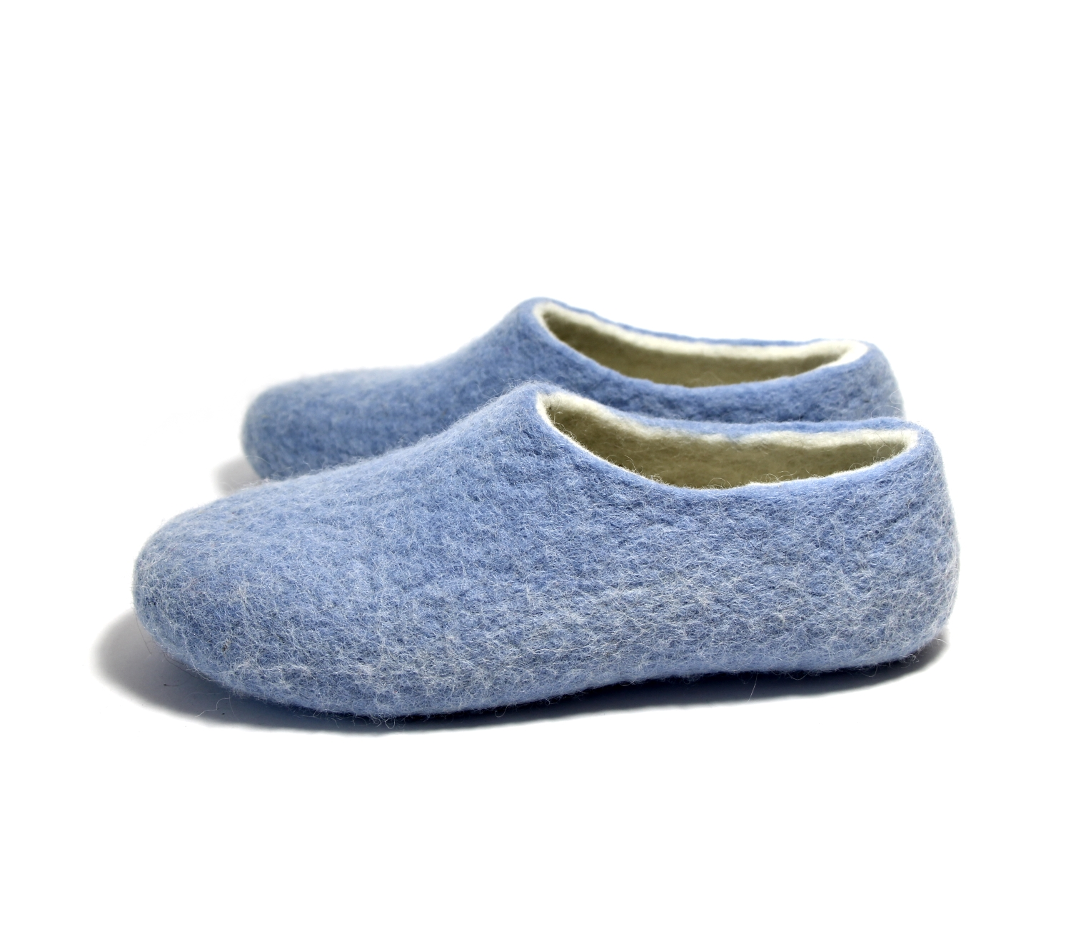 Womens wool slippers pale blue white 1.jpg