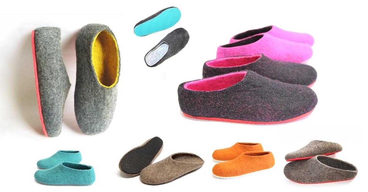 Voite for Felted Slippers FELT FORMA