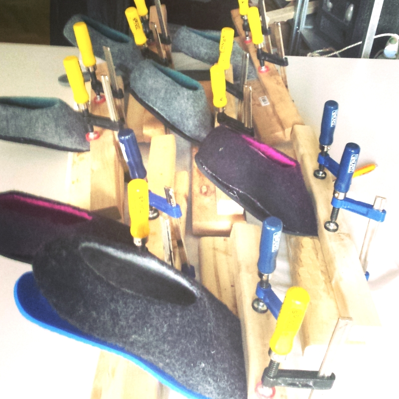 adding rubber soles of felted slippers.jpg