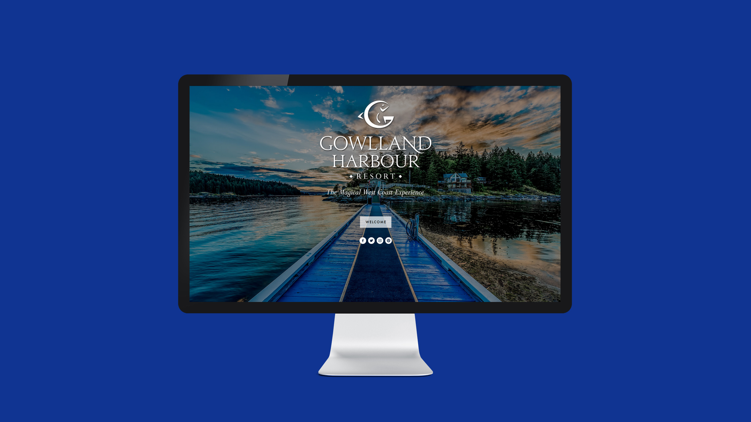 Gowlland Harbour Resort   gowllandharbour.com  - Copyright © 2012-2017 460 Communications Inc. All rights reserved.  This design is intended strictly for portfolio use only and cannot be reproduced in any way with out written consent from 460 Communications Inc.