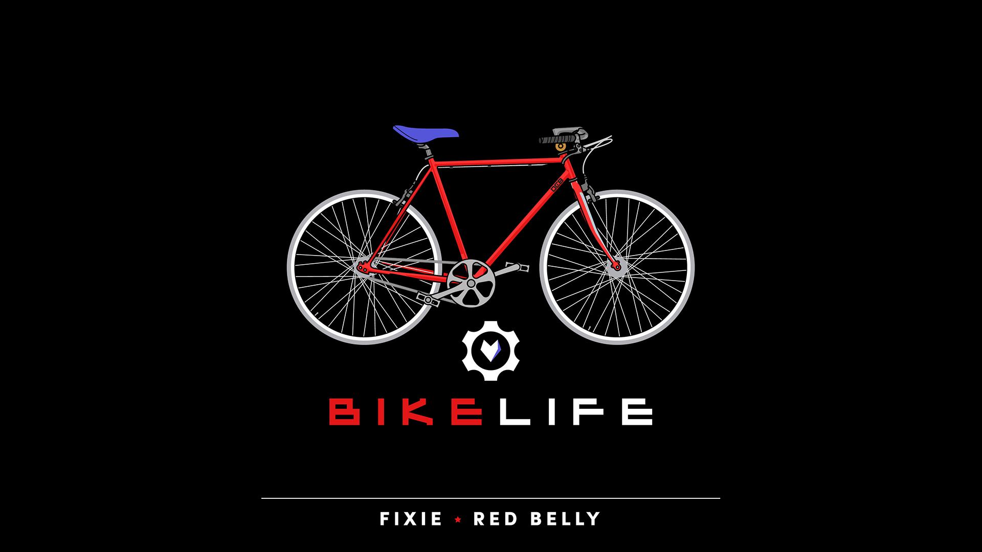 Bike Life Fixie Red Belly.jpg