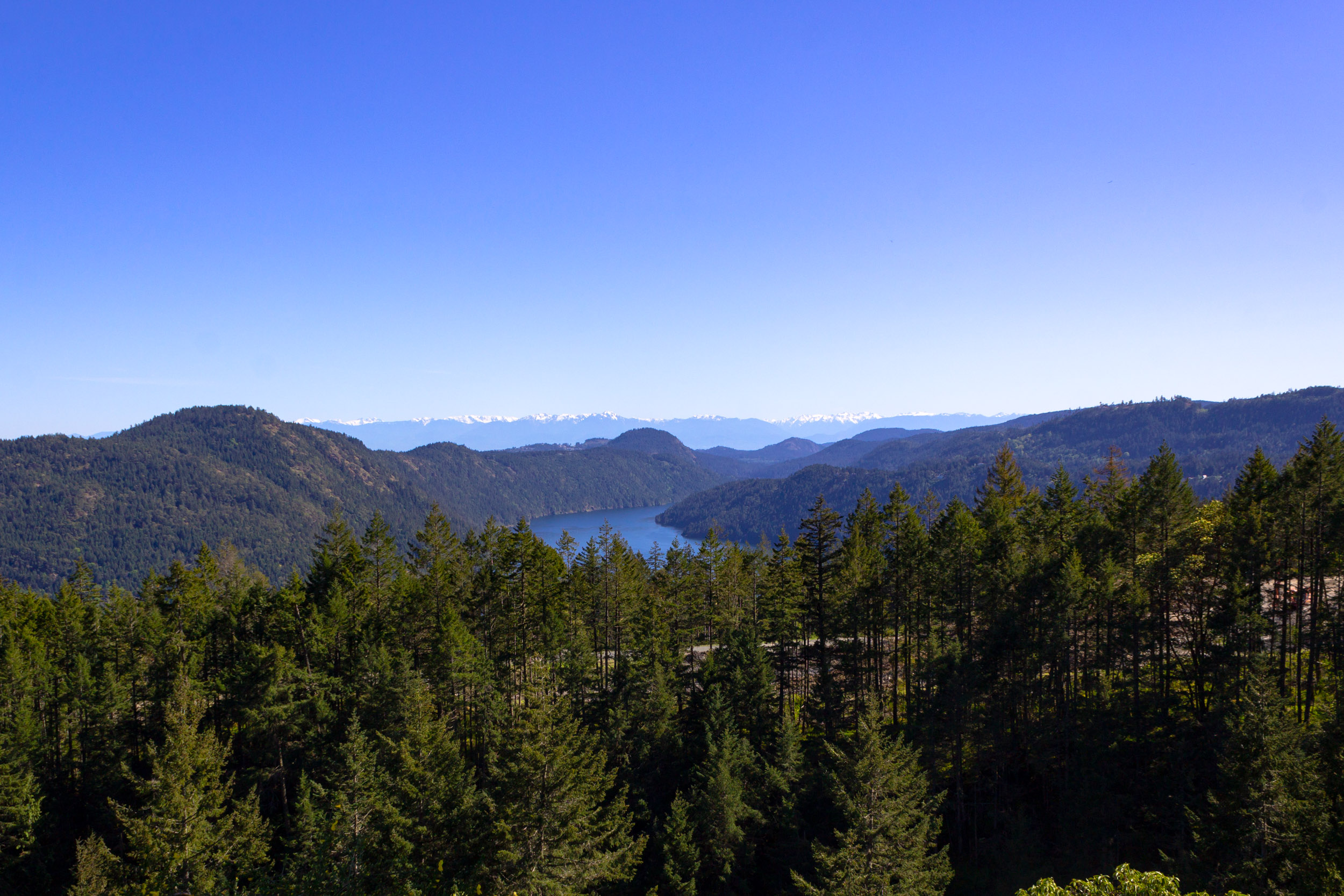 View from Malahat