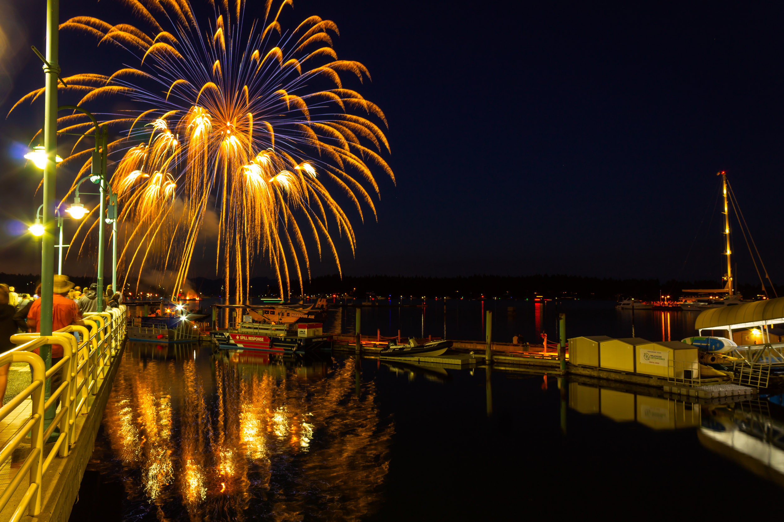 2018 Canada Day Fireworks   Copyright © Afro Boy Productions. All rights reserved.
