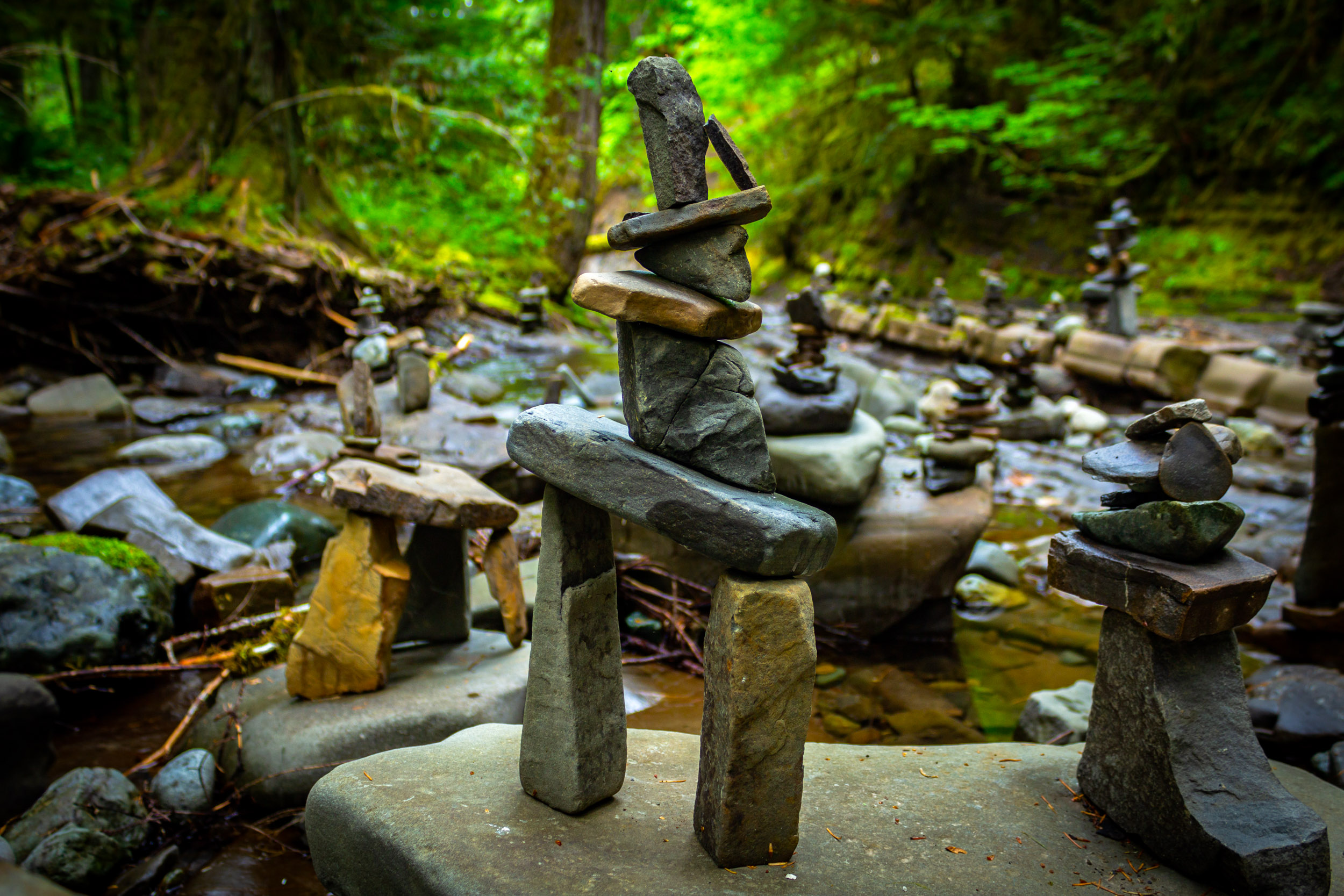 Inuksuk's - Hole In The Wall - Port Alberni, BC   Copyright © Afro Boy Productions. All rights reserved.
