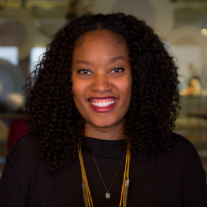 ANIYIA WILLIAMS, FOUNDEr,  TINSEL  FOUNDER,  BLACK & BROWN FOUNDERS   @OPERAQUEENIE    Aniyia's background is in the arts and tech, with over a decade of training in classical music and opera. She's held roles in marketing, community management, business development and non-profit fundraising. She started  Tinsel in 2014, in response to the lack of tech products developed with women in mind. After coming up with the idea of an audio accessory that doubles as a beautiful piece of jewelry, she left her role in marketing at Voxer to pursue it fully.  Alongside building Tinsel, she served as an Entrepreneur in Residence (EIR) with CODE2040 and Google for Entrepreneurs. During this residency, she started  Black & Brown Founders and through this organization, she continues to spend time working to provide resources and access to underrepresented founders in tech.