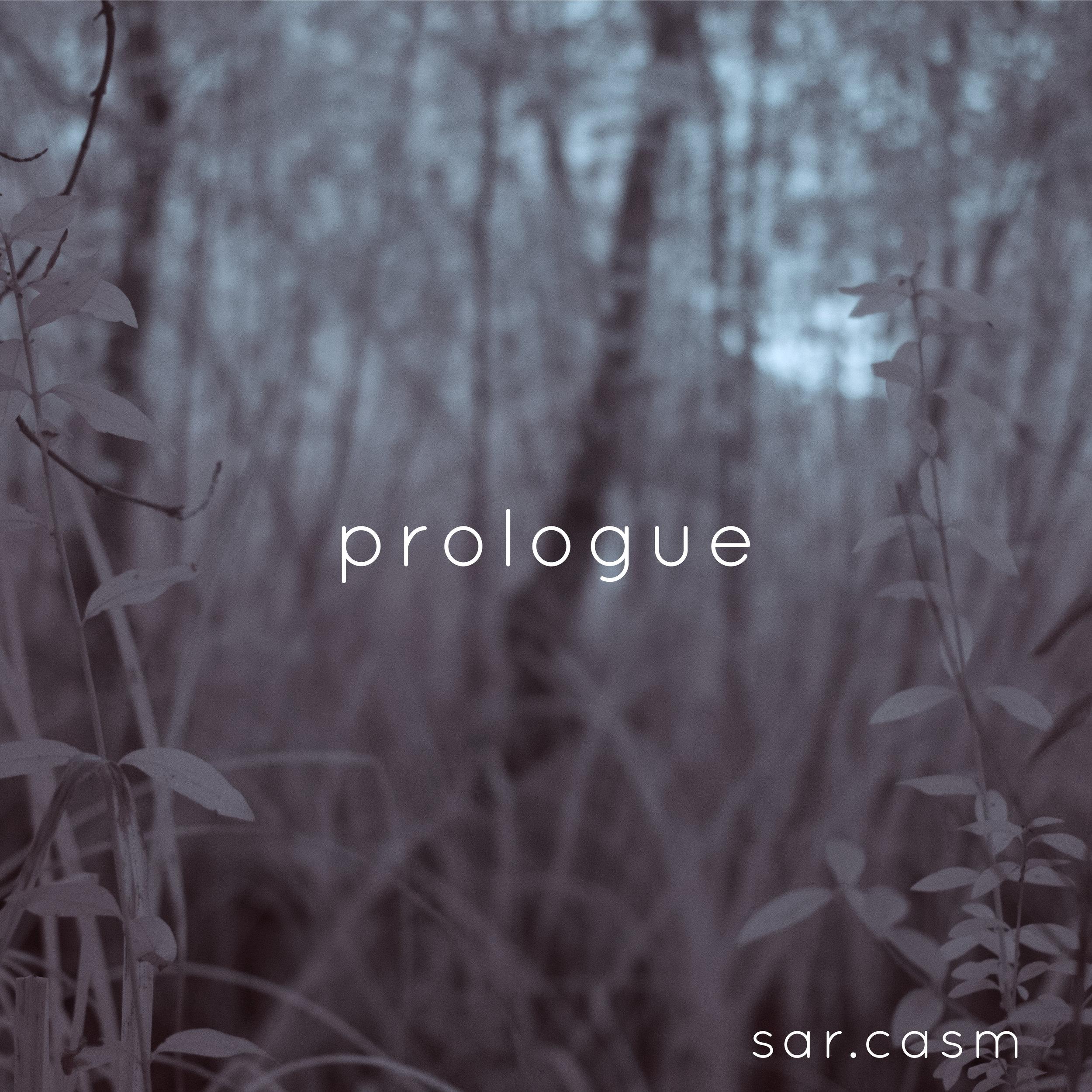 Prologue - sar.casm