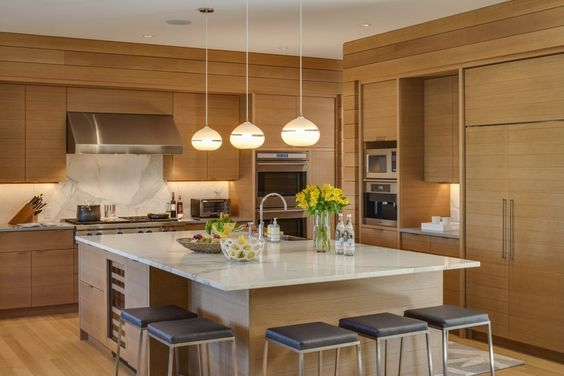Ocean Marsh:  Kitchen