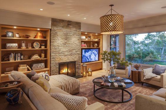 Osprey Marsh-Living Room