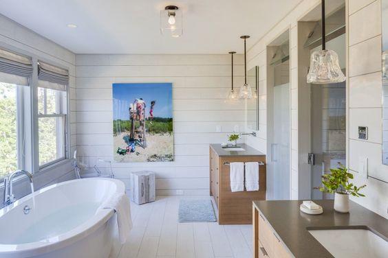 Osprey Marsh:  Bathroom