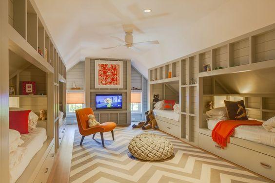 Osprey Marsh:  Bunk Room