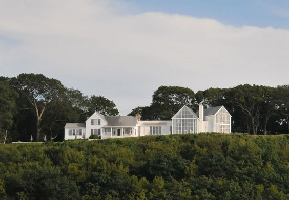 Shelter Island Beach House:  A view Looking In