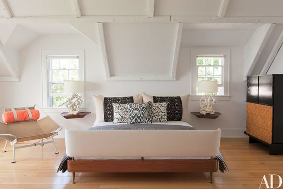 Shelter Island Beach House:  Guest Room
