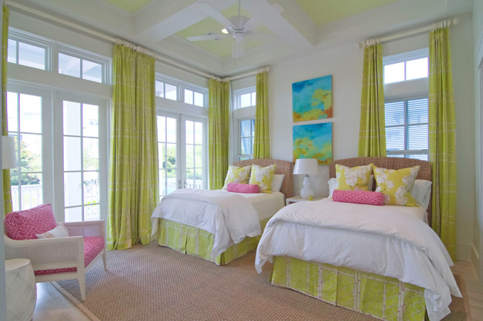 Beach Pretty Gorgeous Bedroom
