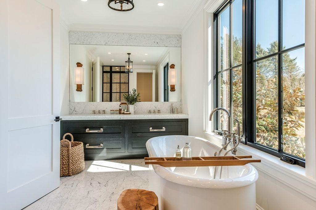 Beach Pretty House Tours:  Guest Bathroom