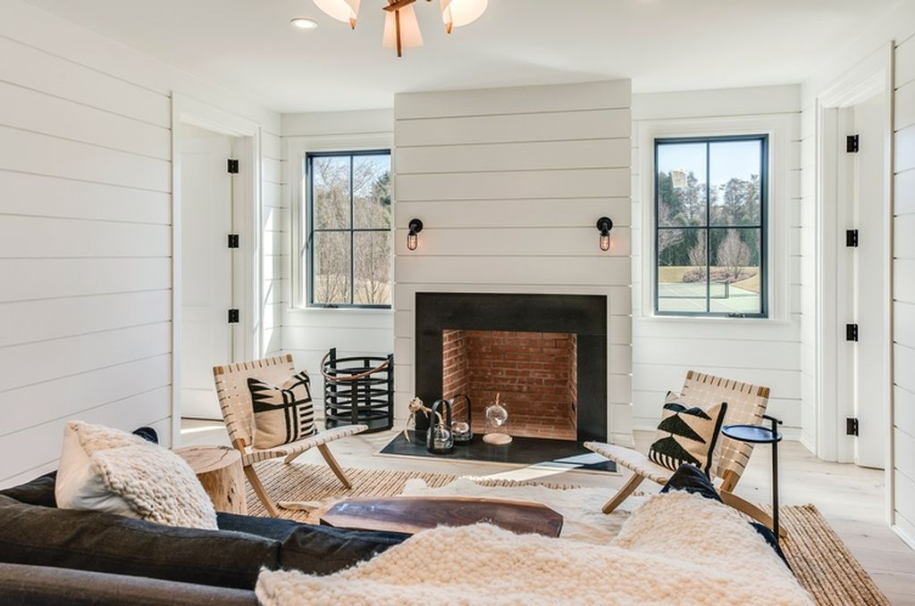 Beach Pretty House Tours:  Sitting Room