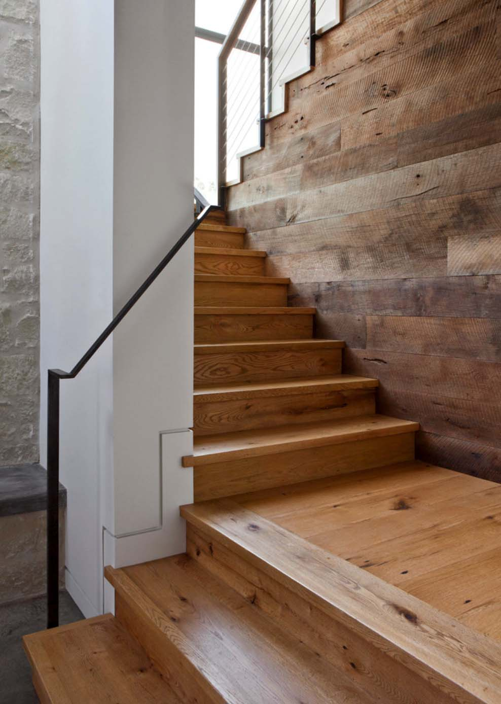 Beach pretty house tour-A beauty of a house on Horseshoe Bay-Stair Case.jpg