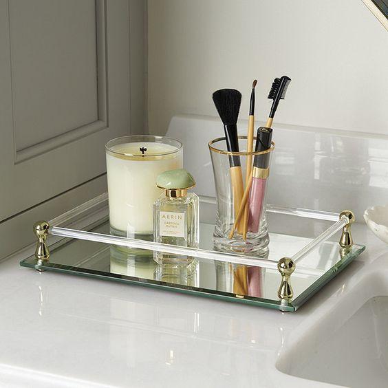 Emmie Mirror Tray
