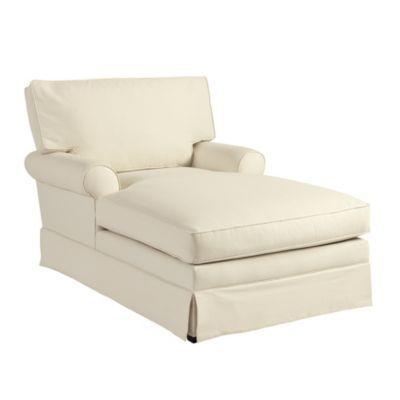 Davenport Upholstered Chaise
