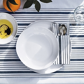 3. - Our new Artisan Stoneware collection is robust, resistant to chipping and made from a unique Portuguese clay developed especially for us that's also dishwasher, microwave, oven and freezer safe. Shop