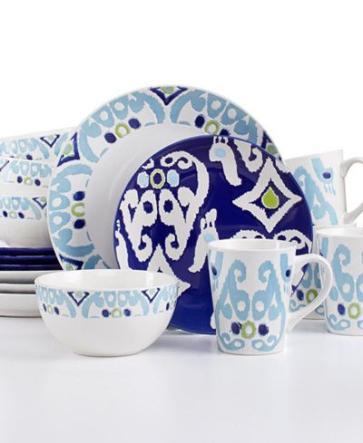 Rachel Ray's 16-piece Dinnerware Set