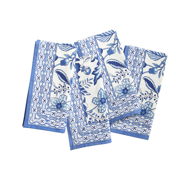 Persian Flower Napkins