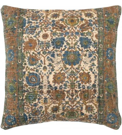 Anika Floor Pillow, Cinnamon