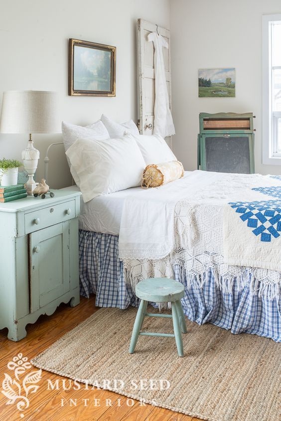 Beach Pretty House Style-Cottage Bedrooms 1.jpg