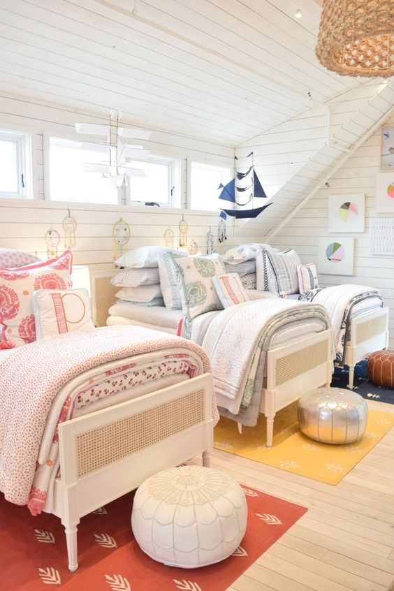 Beach Pretty House Style-Cottage Bedrooms 2.jpg