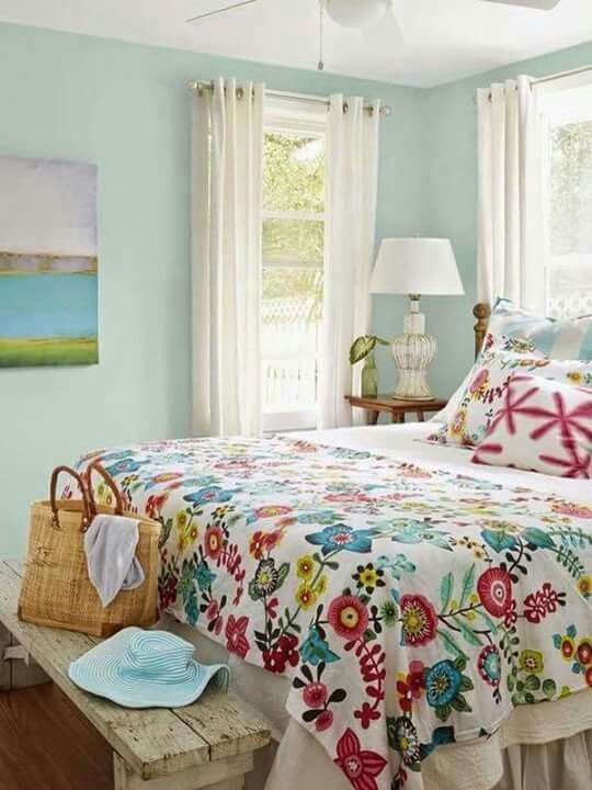 Beach Pretty House Style-Cottage Bedrooms 5.jpg