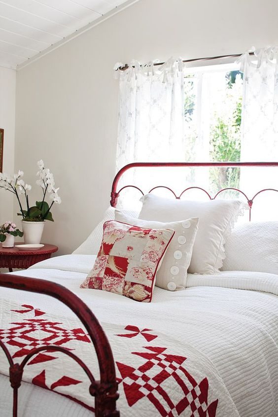 Beach Pretty House Style-Cottage Bedrooms 9.jpg