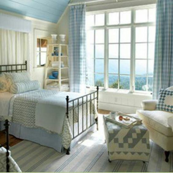 Beach Pretty House Style-Cottage Bedrooms 14.jpg