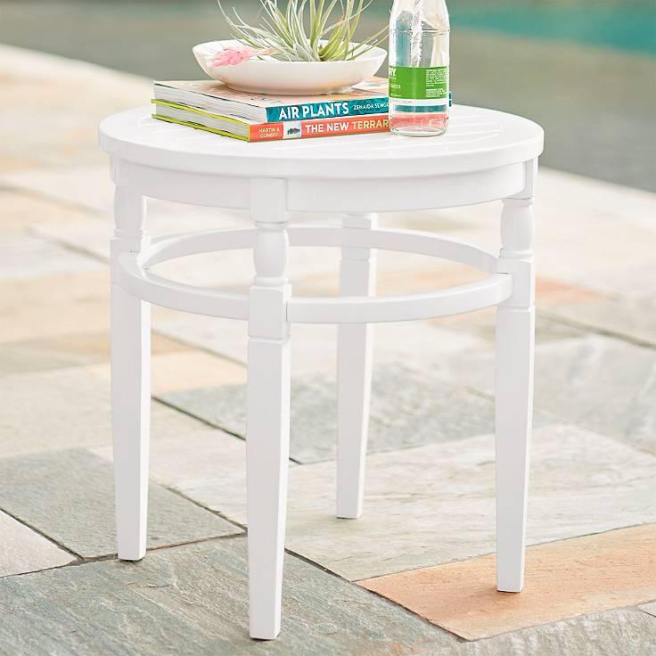 Nantucket Side Table