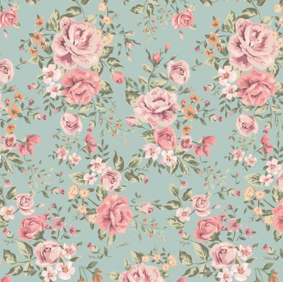 Children's Wallpaper|Cutsie Floral Mural