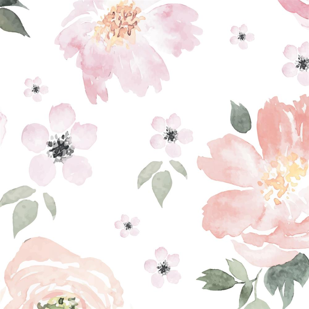 Children's Wallpaper|Pretty In Pink