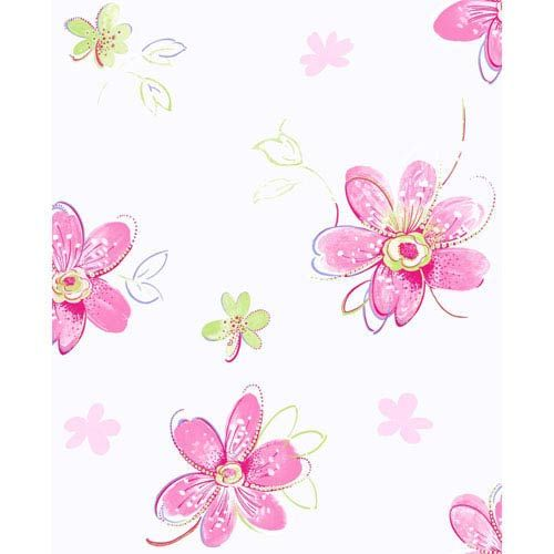 Children's Wallpaper|Bohemian Floral