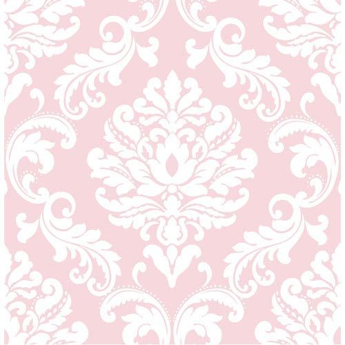 Children's Wallpaper|Pink Ariel