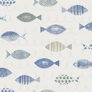 Children's Wallpaper|Key West Fish