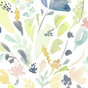 Children's Wallpaper|Pastel Flowers