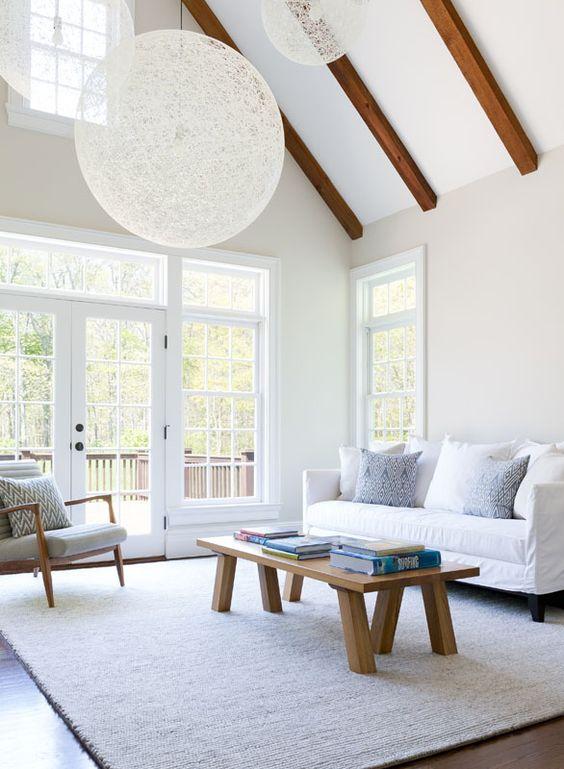 White Living Room|Katie Lane