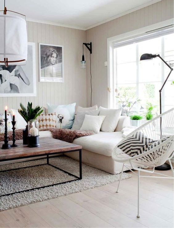 White Couch|With A Little Attitude